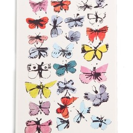 incase - Andy Warhol Butterflies iPhone Case