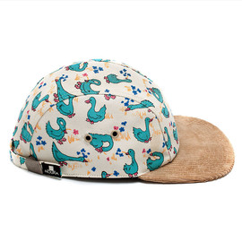 MOUPIA - Geese/Cord. 5 Panel hat