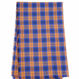 bal - ORIGINAL PLAID BLANKET STOLE