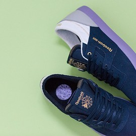 "Reebok - リーボックは、FLAPHとmita sneakersによるコラボレーションモデルWORKOUT LOW CLEAN FVS FXM ""FLAPH x mita sneakers""を発売"
