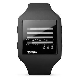 Nooka - Zub 20mm zenh (Black) by Matthew Waldman