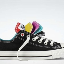 CONVERSE - Chuck Taylor Multi Tongue