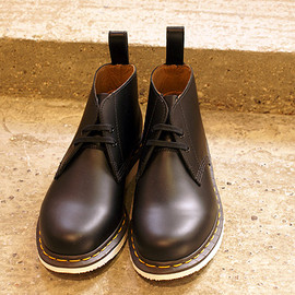 Dr. Martens x COMME des GARCONS - 2010 Fall/Winter Collection Chukka boots