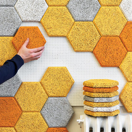 Träullit - HEXAGON WALL TILES