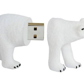 WWF -  Polar Bear USB Drive
