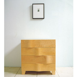 IDEE - WAVE CHEST Maple