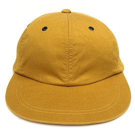 NO ROLL - TRAVIS BB CAP - Mustard