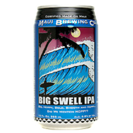 maui brewing co. - BIG SWELL IPA