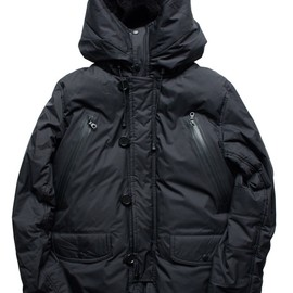 MINOTAUR - WATERPLOOF STRETCH N3B JACKET