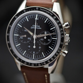 "OMEGA - The Speedmaster ""First OMEGA in Space"""