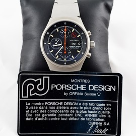 Porsche Design - Military Chrono - Royal Navy
