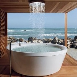 ;) Heavenly Bath!!