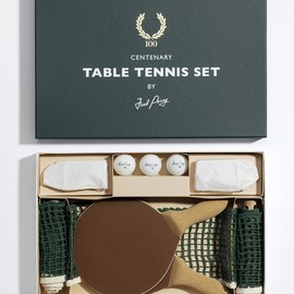 FRED PERRY - Centenary Table Tennis Set