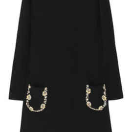 Miu Miu crape dress - Miu Miu