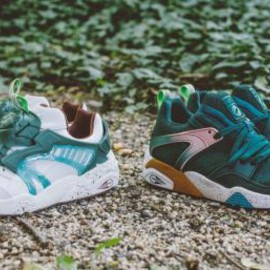 PUMA - SIZE? × PUMA DISC BLAZE & BLAZE OF GLORY WILDERNESS PACK