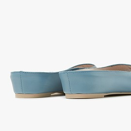 Intentionally Blank - Slipper in Blue