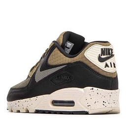 NIKE - Air Max 90 Premium - Neutral Olive/Black/Anthracite