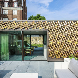 Squire and Partners - Terrace at Mayfair House