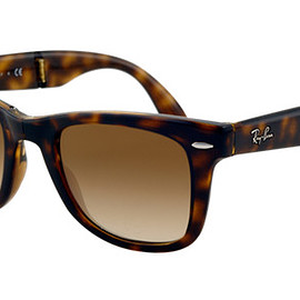 Ray-Ban - Ray-Ban Wayfarer Folding RB4105 - 710/51