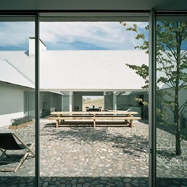 John Pawson - Fabien Baron's Country House, Sweden