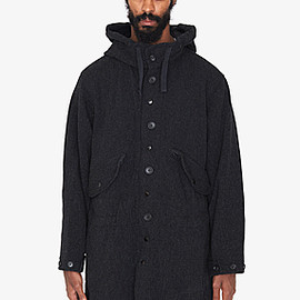 Engineered Garments - Highland Parka - Whipcord Twill