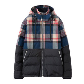 MARNI - Down Jacket - 'Check' Collection
