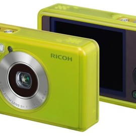 Ricoh - 04 Ricoh PX Ricoh PX camera is durable and water resistant