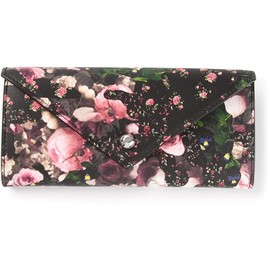 GIVENCHY - GIVENCHY floral print envelope wallet