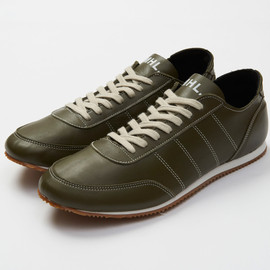 MHL., WALSH - LEATHER SNEAKERS