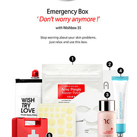 WISHBOX - [WISH BOX] WISH BOX (No.35) : Emergency Box