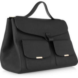 Victoria Beckham - Harper textured-leather tote