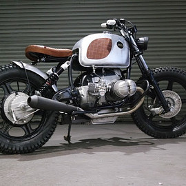 Kevils Speed Shop - BMW R80 1977