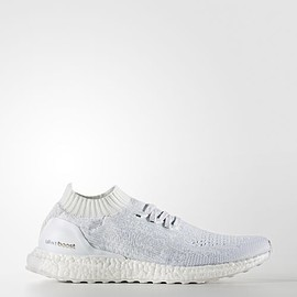 adidas - Ultraboost Uncaged Ltd Ftwr White / Crystal White S16 / Clear Grey S12 BB0773