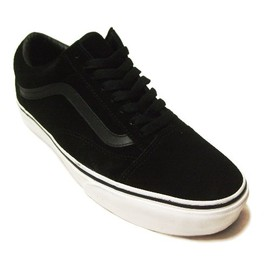 VANS - OLD SKOOL (Black Suede)