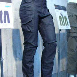 DESCENTE DUALIS - HYGRA DENIM PANT (D2P-S1038)