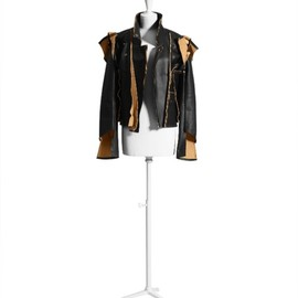 Maison Martin Margiela with H&M - Leather Jacket