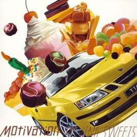TOWA TEI - Motivation DRIVING SWEETS(CCCD)