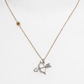 Juicy Couture necklaces - Juicy Couture 'Couture is Love' Boxed Necklace