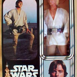 kenner - LUKE SKYWAKER Large