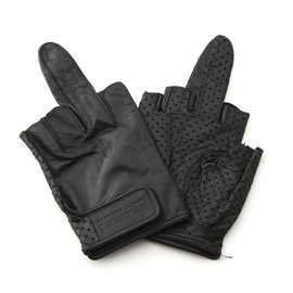 NUMBER(N)INE, JAM HOME MADE - Fuck Leather Gloves