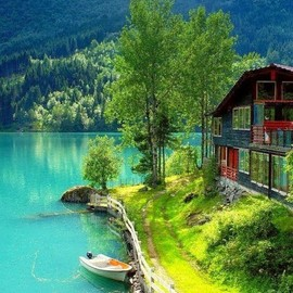 Lodalen, Norway - Summer