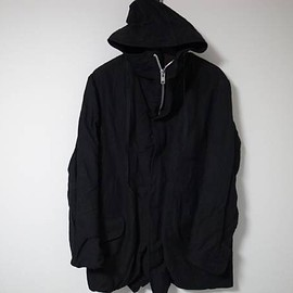 paul harnden - mens mac hood (zip)