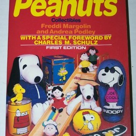 Freddi Margolin - Peanuts Collectibles: 1st Ed.