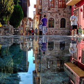 Istanbul, Turkey - The Stone Mirror,