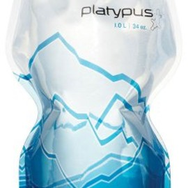 platypus - SOFT BOTTLE 1.0L マウンテン