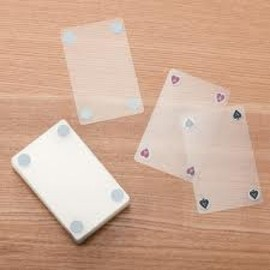 MUJI - PP Playing Cards