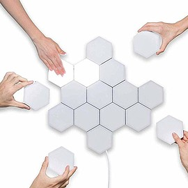 SONADY - Hexagonal Wall Light,