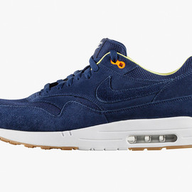 A.P.C., Nike - Air Max 1 Fall/Winter 2013 (Navy)