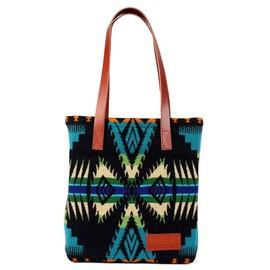 Native(x) - Tote-Turquoise