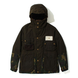 """Barbour - Tokito x Barbour 2012 Fall/Winter """"Beacon Heritage"""" Collection"""